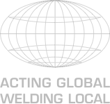 Acting Global Welding Local